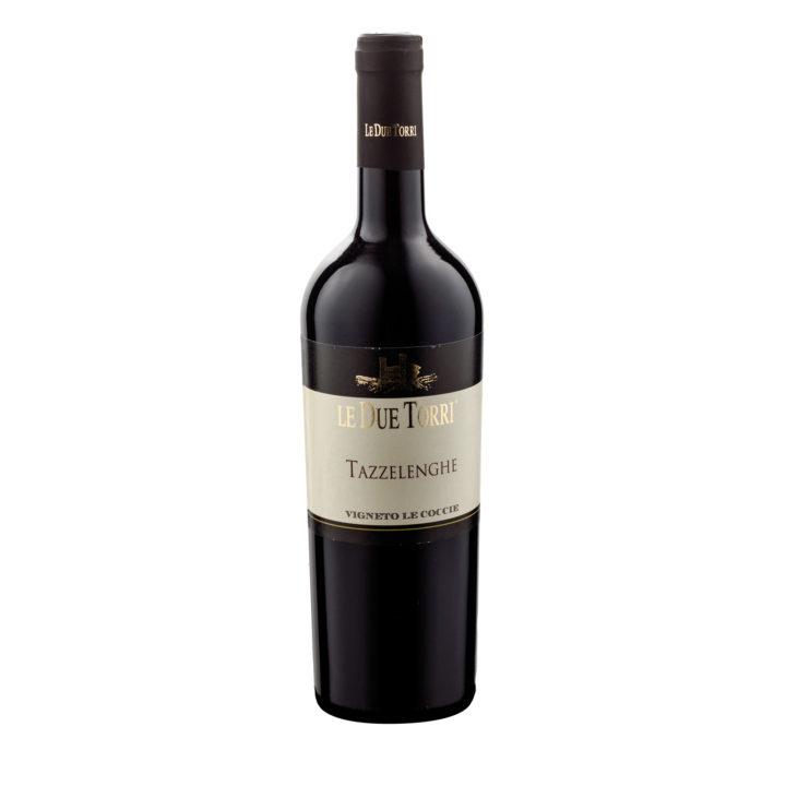 Flasche italienischer Rotwein, Tazzelenghe, Weinanbaugebiet Friuli Venezia Giulia, Delizia