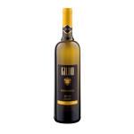 Flasche italienischer Weißwein, Ribolla Gialla, Weinanbaugebiet Friuli Venezia Giulia, Delizia