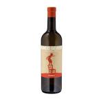 Flasche italienischer Weißwein, Bio Friulano, Weinanbaugebiet Colli Orientali del Friuli, Delizia