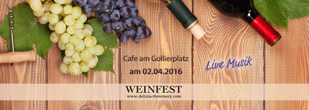 Weinfest im April