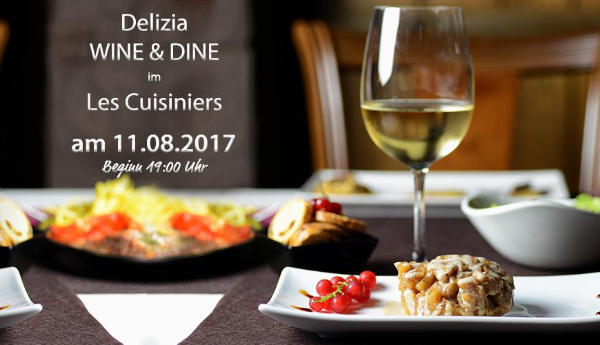 Delizia WINE & DINE