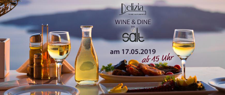 Weinfest Delizia in München